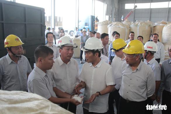 Đề nghị làm nông nghiệp công nghệ cao trên đất hoàn thổ dự án Alumin - Ảnh 2.