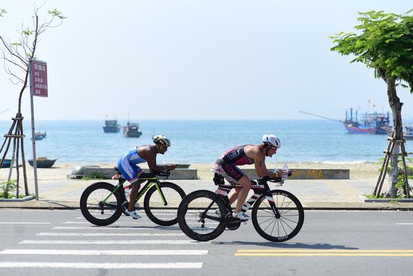 Du lịch + thể thao: nguồn thu triệu USD - Kỳ 1: Nói đến Đà Nẵng là nói đến Ironman - Ảnh 1.