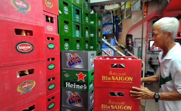 TP.HCM tính tăng thuế với rượu bia - Ảnh 1.