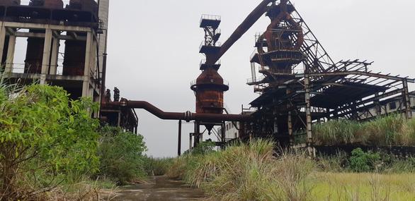 Dự án nhà máy thép 2.000 tỉ, đưa ra đấu giá hơn 100 tỉ - Ảnh 2.