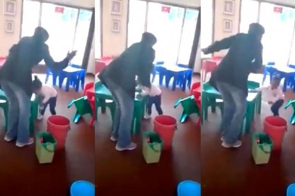 Nam Phi đóng cửa trường mẫu giáo có giáo viên bạo hành trẻ em - Ảnh 1.
