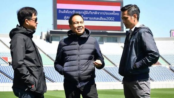Thái Lan mời HLV người Nhật dẫn dắt đội tuyển - Ảnh 1.