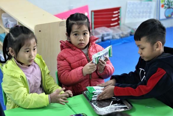 """Gần 1 triệu trẻ em Hà Nội tham gia """"Sữa học đường"""" - Ảnh 3."""