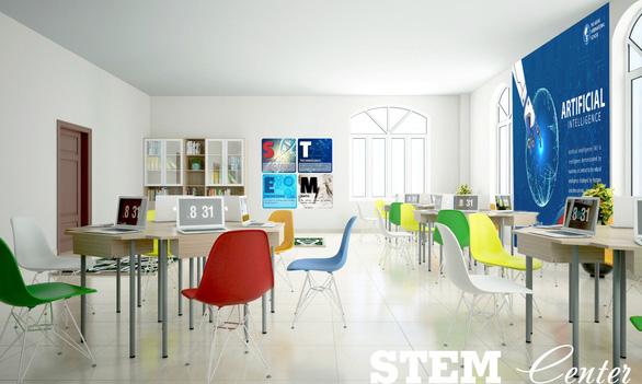 Thêm cơ sở hiện đại mới nhất của Asian School đi vào hoạt động - Ảnh 3.