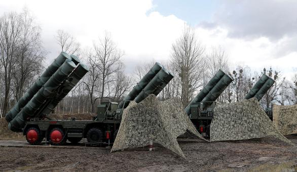 Mỹ muốn Thổ hủy mua S-400 của Nga, Thổ nói hàng mua rồi, miễn trả lại - Ảnh 1.