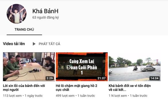 Giang hồ chém gió kiếm tiền tỉ, xu hướng YouTuber Việt? - Ảnh 2.