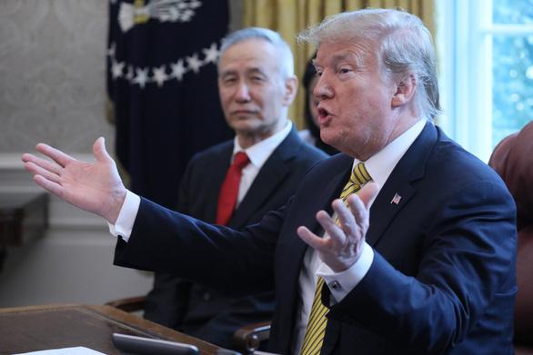 Ông Tập kêu gọi ông Trump kết thúc đàm phán thương mại để còn gặp nhau - Ảnh 1.