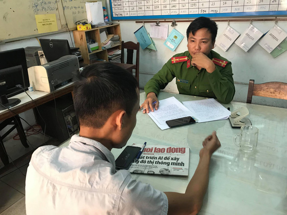 Không khởi tố vụ phóng viên báo Người Lao Động bị hành hung - Ảnh 1.