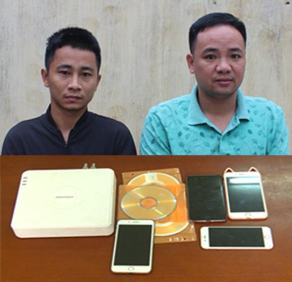 Bắt giữ hai nghi phạm cho vay lãi nặng đến 216%/năm ở Thanh Hóa - Ảnh 1.