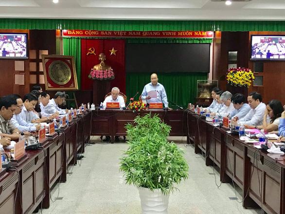 Thủ tướng: 2020, chậm nhất 2021 sẽ khánh thành cao tốc đoạn Trung Lương - Cần Thơ - Ảnh 1.