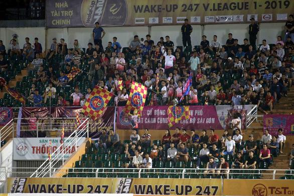 CLB Sài Gòn buộc TP.HCM hòa trận đầu tiên ở V-League 2019 - Ảnh 3.