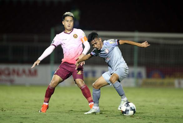 CLB Sài Gòn buộc TP.HCM hòa trận đầu tiên ở V-League 2019 - Ảnh 1.