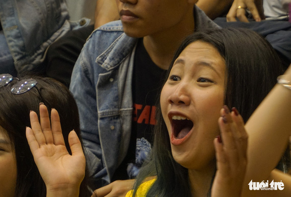 Sôi động nhảy đối kháng tại chung kết Giải thể thao sinh viên Việt Nam - Ảnh 6.