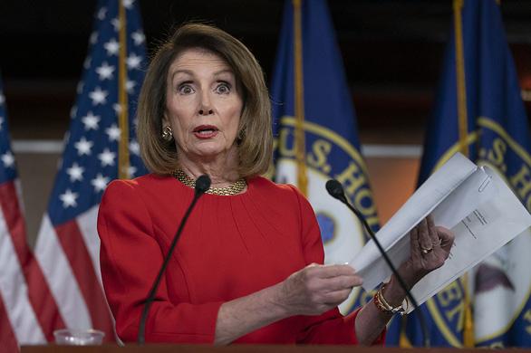 Hạ viện Mỹ kiện chính quyền ông Trump vụ bức tường biên giới - Ảnh 1.