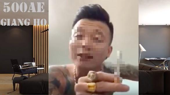 Giang hồ chém gió kiếm tiền tỉ, xu hướng YouTuber Việt? - Ảnh 1.