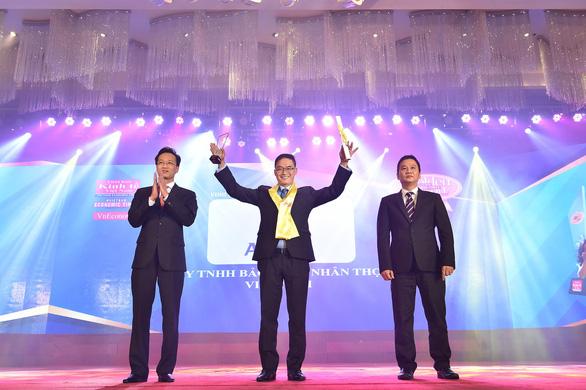 Aviva Việt Nam tiếp tục nhận giải thưởng Rồng Vàng - Ảnh 1.