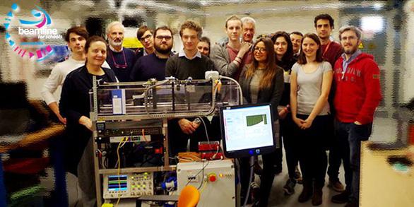 Valerio Pagliarino - người truyền tải Internet tốc độ cao bằng laser - Ảnh 4.