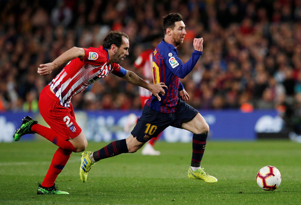 Song sát Messi - Suarez giúp Barca vất vả đánh bại 10 cầu thủ Atletico Madrid - Ảnh 2.