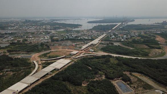 TP.HCM kiến nghị hoàn thành cao tốc Bến Lức - Long Thành trong năm 2021 - Ảnh 1.