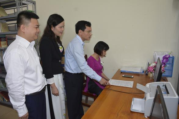 Yêu cầu Bộ GD-ĐT hoàn chỉnh, báo cáo đầy đủ vụ gian lận thi THPT quốc gia - Ảnh 1.