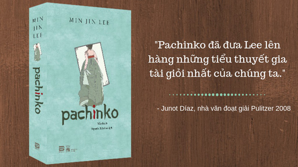 Đời người không như những viên bi Pachinko - Ảnh 1.