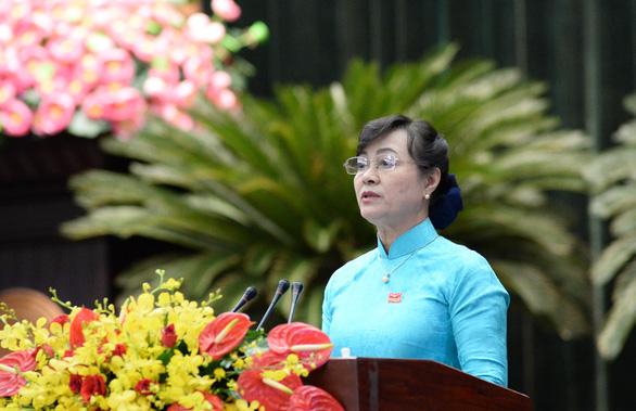 Sắp bầu chủ tịch HĐND TP.HCM thay bà Nguyễn Thị Quyết Tâm - Ảnh 1.
