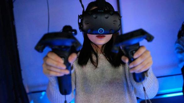 Thực tế ảo phát triển nhờ Trung Quốc 'tẩy chay' trò chơi điện tử - Ảnh 1.