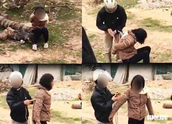 Nhiều địa phương ở Nghệ An phát cảnh báo nghi bắt cóc trẻ em' - Ảnh 1.