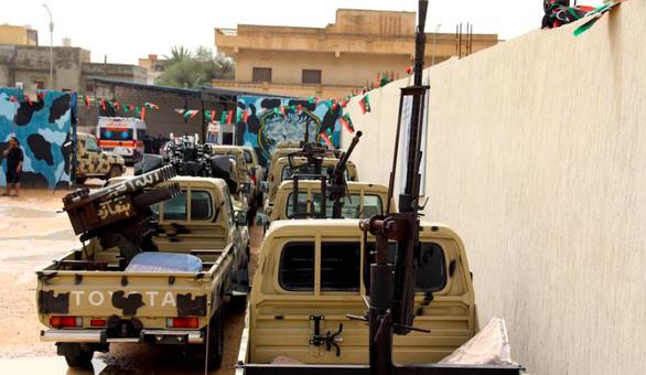 Ngoại trưởng Mỹ Pompeo kêu gọi lập tức ngừng giao tranh ở Libya - Ảnh 2.