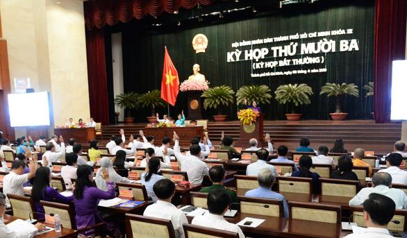 Sắp bầu chủ tịch HĐND TP.HCM thay bà Nguyễn Thị Quyết Tâm - Ảnh 2.