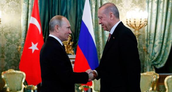 Ông Putin: Mỹ vi phạm nghị quyết LHQ vụ cao nguyên Golan - Ảnh 1.