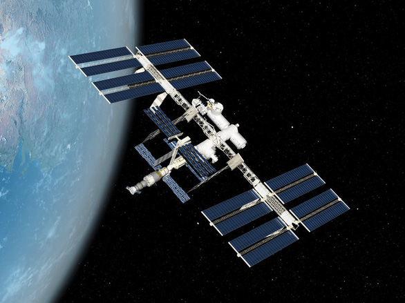 Vi khuẩn tấn công Trạm không gian quốc tế - Ảnh 2.