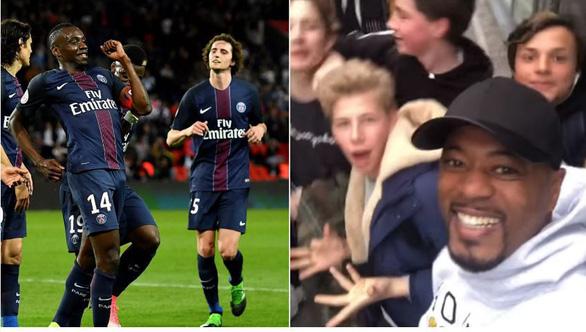 Ngôi sao PSG bị treo giò vì...like video ăn mừng của đối thủ - Ảnh 1.