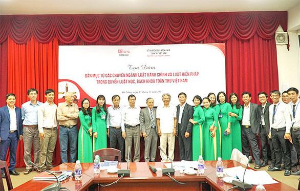 Đào tạo khối ngành khoa học xã hội nhân văn năm 2019 tại ĐH Duy Tân - Ảnh 1.