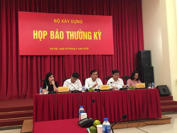 Đầu năm, giá căn hộ ở Hà Nội giảm còn TP.HCM lại tăng - Ảnh 1.