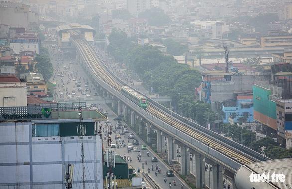 Gần 14,5 tỉ đồng mỗi năm hỗ trợ giá vé đường sắt Cát Linh - Hà Đông - Ảnh 1.