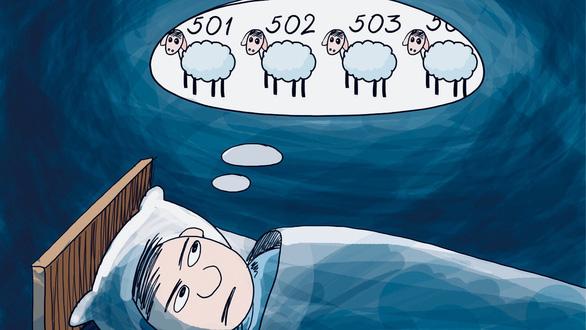 Biến chứng của mất ngủ - Ảnh 1.