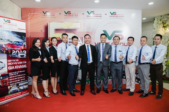 Tập đoàn Vsetgroup tưng bừng mừng kỷ niệm 5 năm thành lập - Ảnh 2.