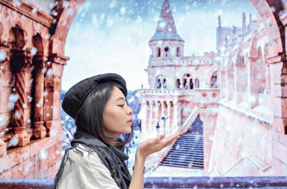 Khỏi phải đi đâu xa, Sài Gòn cũng có một điểm du lịch hay ho thế này - Ảnh 3.