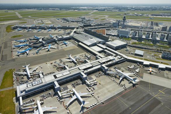 Đến Schiphol, trải nghiệm thành phố sân bay - Ảnh 1.