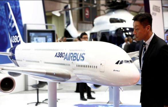 Mỹ tính trả đũa EU vì trợ cấp cho nhà sản xuất máy bay Airbus - Ảnh 2.