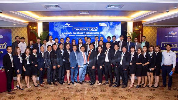 Thắng Lợi Group đặt mục tiêu doanh thu thách thức cho năm 2019 - Ảnh 1.