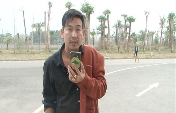 Công an Yên Bái bắt một facebooker gây rối cảnh sát giao thông - Ảnh 1.