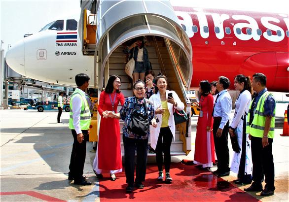 Thêm đường bay mới tuyến Bangkok - Cam Ranh - Ảnh 1.