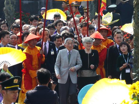 Mối lương duyên với Việt Nam của Nhật hoàng Akihito - Ảnh 1.