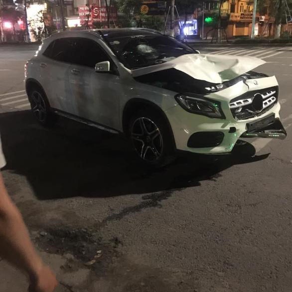 Tông chết 2 người trong hầm chui, tài xế Mercedes khai có uống rượu bia - Ảnh 2.