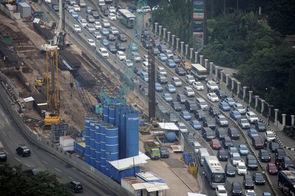 Indonesia sẽ dời đô mất 10 năm, tốn 33 tỉ USD - Ảnh 1.