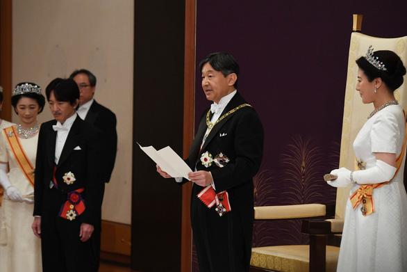 Lãnh đạo Việt Nam và các nước chúc mừng tân Nhật hoàng Naruhito - Ảnh 1.