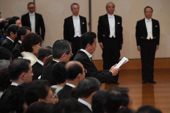 Tân Nhật hoàng: Sẽ luôn hướng suy nghĩ của mình tới người dân - Ảnh 5.
