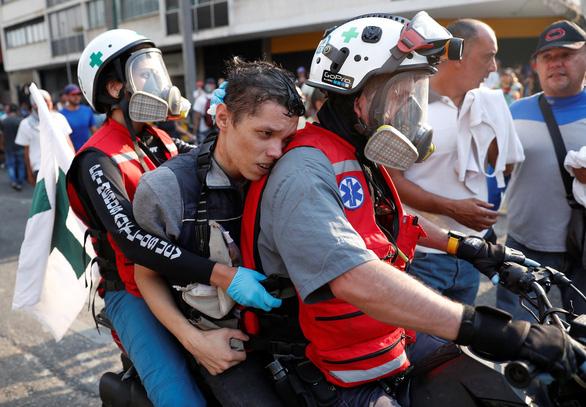 Washington nói Tổng thống Venezuela suýt rời đi tị nạn ở Cuba - Ảnh 2.